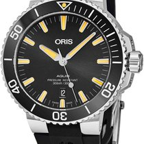 Oris Aquis Date 73377304159RS new