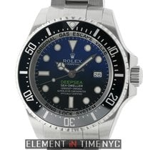 Rolex Sea-Dweller Deepsea 116660 new