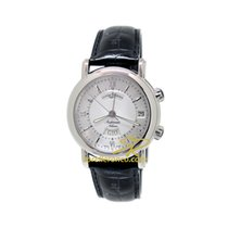 Ulysse Nardin San Marco Allarm Day Date Automatic Silver Dial...
