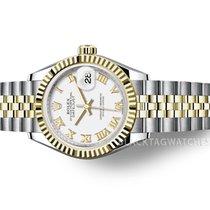 Rolex Lady-Datejust new 28mm Gold/Steel