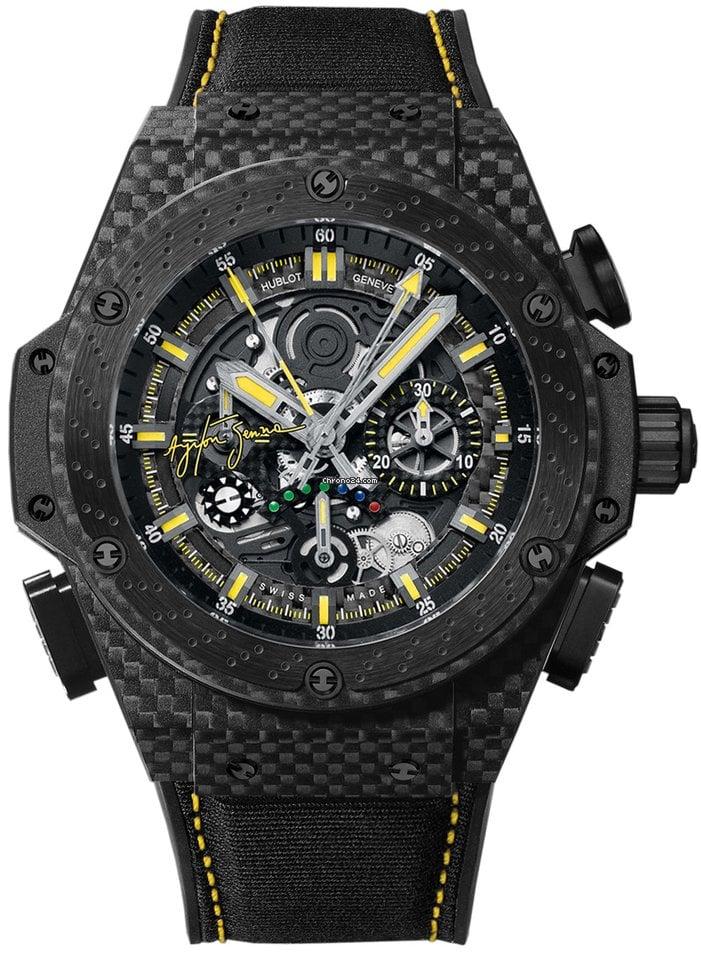 434793fd07c Hublot Ayrton Senna - Relógios ao melhor preço na Chrono24