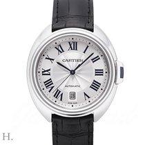 Cartier Clé de Cartier Stahl 40mm Silber Deutschland, Bamberg