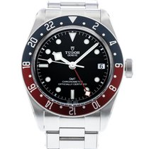 Tudor Black Bay GMT 79830RB Watch with Stainless Steel...
