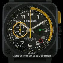 Bell & Ross BR 03-94 Chronographe occasion 42mm Céramique