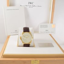 IWC Portuguese Minute Repeater pre-owned 44mm Yellow gold