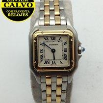 Cartier Panthère usados 22mm Acero y oro