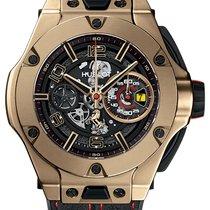 Hublot Big Bang UNICO Ferrari 45mm 402.mx.0138.wr Magic Gold