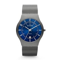 Skagen 37mm Quartz new Blue
