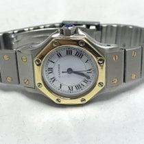 Cartier Santos (submodel) occasion 25mm Or/Acier