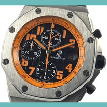 Audemars Piguet Royal Oak Offshore Chronograph Volcano 26170ST.OO.D101CR.01 2009 pre-owned