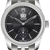 Tudor Glamour Double Date M57000-0001 new