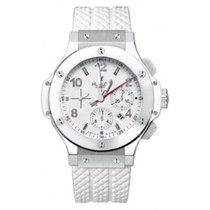 Hublot Big Bang 41 mm Steel 41mm White Arabic numerals United States of America, New York, New York