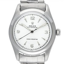 Rolex 31mm Handopwind 1962 tweedehands Wit
