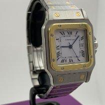 Cartier Gold/Stahl 29mm Automatik 2961 gebraucht Deutschland, Berlin