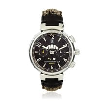 Louis Vuitton Steel 43mm Automatic Q1021 United States of America, New York, New York