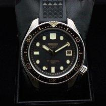 Seiko Prospex Steel 45mm Black United States of America, Texas, Frisco