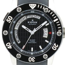 Edox Titanium 45mm Automatic 83005 TIN AIN pre-owned