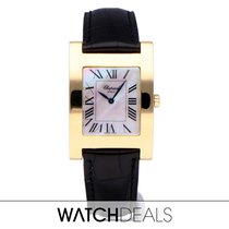 Chopard Your Hour Aur galben 19mm Sidef Roman