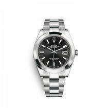 Rolex Datejust новые Автоподзавод Часы с оригинальными документами и коробкой 1263000011