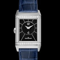 Jaeger-LeCoultre Reverso Classic Medium Duetto Steel Black United States of America, California, San Mateo