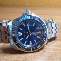 Seiko Prospex Steel 43.8mm Blue No numerals