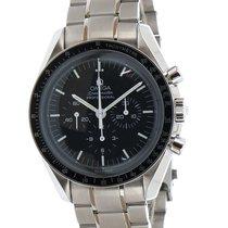 Omega Speedmaster Professional Moonwatch Steel 42mm Black No numerals United Kingdom, Hants