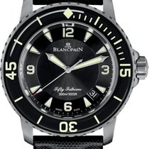 Blancpain Titanium Fifty Fathoms 45mm new United States of America, New York, Airmont