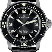 Blancpain Titane Fifty Fathoms 45mm nouveau