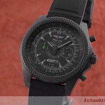 Breitling Bentley Supersports Titan 39.5mm Schwarz