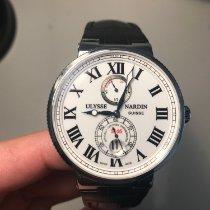 Ulysse Nardin Marine Chronometer 43mm 263-67-3/40 2008 новые