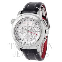 Carl F. Bucherer Steel Automatic Silver 46.5mm pre-owned
