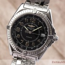 Breitling Windrider A66050 1995 pre-owned