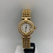 Cartier Yellow gold 24mm Quartz 1980 pre-owned