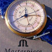 Maurice Lacroix 63511 Gold/Stahl Masterpiece 36mm gebraucht