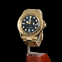 Rolex yacth-master yellow gold men size