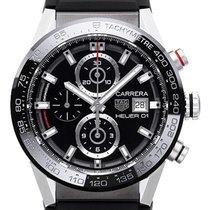 タグ・ホイヤー (TAG Heuer) Carrera Chronograph Calibre Heuer 01