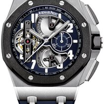 Audemars Piguet Royal Oak Offshore Tourbillon Chronograph 26388PO.OO.D027CA.01 2017 new