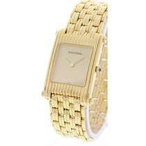 Boucheron Yellow gold 24mm Quartz A256 / 2174 pre-owned
