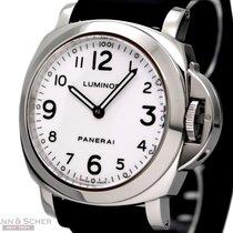 Panerai Luminor BASE PAM114 Stainless Steel Papers Bj-2004
