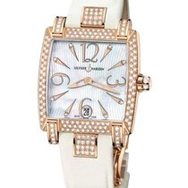Ulysse Nardin 136-91AC/691 Caprice Automatic in Rose Gold with...