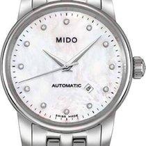 Mido Baroncelli II Automatik Damenuhr M7600.4.69.1