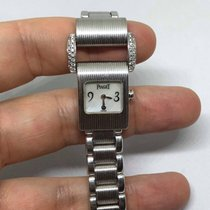 Piaget White gold 17mm Quartz 5222 pre-owned