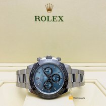 Rolex Chronograph 40mm Automatic pre-owned Daytona Blue