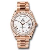 Rolex Day-Date 40 228345RBR WRP nouveau