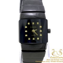 Rado Diastar Cerámica 21mm Negro Sin cifras