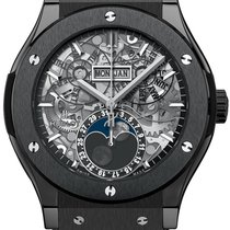 Hublot Classic Fusion Aerofusion Ceramic 45mm Transparent No numerals United States of America, Iowa