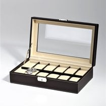 Rothenschild German Luxurious Collectors Box for 12 Watches - New