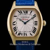 Cartier Tortue occasion 34mm Or jaune