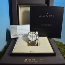 Zenith Kronograf 40mm Automatisk ny Port Royal Hvit