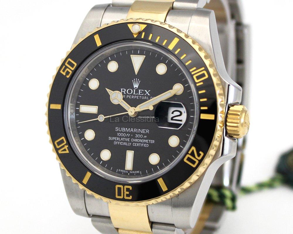 6cee4d3f807 Rolex Submariner usati - 4.219 offerte
